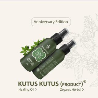 Minyak Kutus Kutus Limited Edition